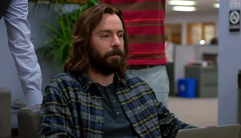 Gilfoyle: Anton died so we could live. Jared: Like Jesus. Gilfoyle: Oh fuck.