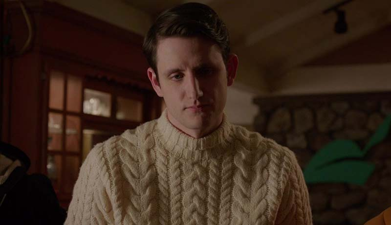 Richard: Is that a new... sweater?